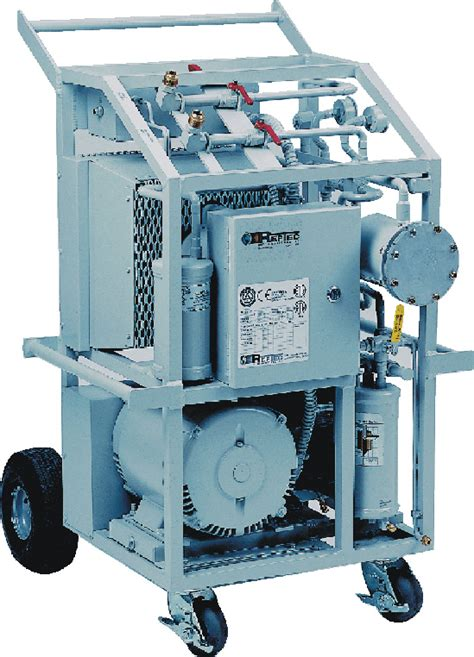 What Is A Refrigerant Recovery Machine by Evac Commercial Hp Refrigerant Recovery Machine
