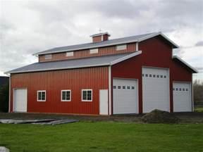 garage pole barn pole buildings garages