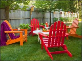Plastic Adirondack Chairs Home Depot by Plain Plastic Adirondack Chairs Home Depot Lawn R And