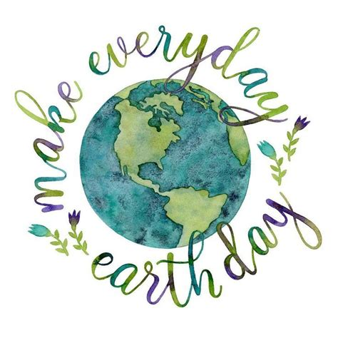 Yum Market Finds Make Earth Day Everyday make every day earth day recycling earth