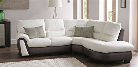 dfs corner couch hybrid leather corner sofa dfs making everyday more