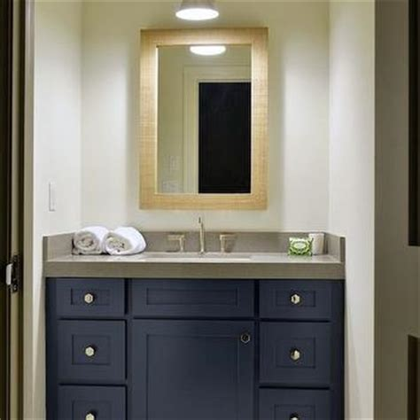navy blue bathroom vanity navy blue bathroom vanity design ideas