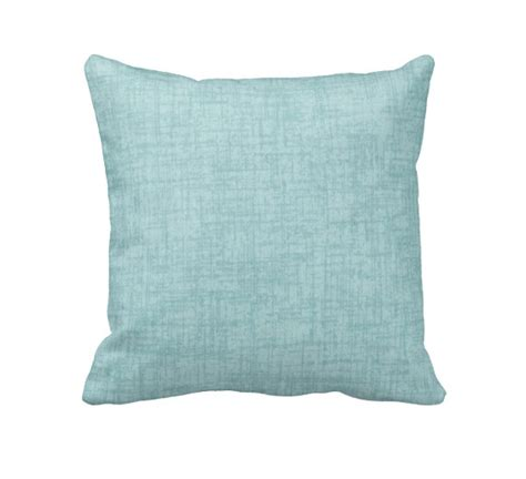 light blue pillow cover solid blue pillows blue throw pillows