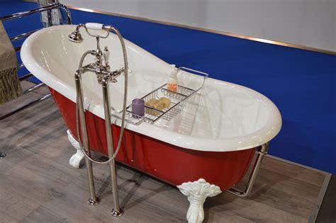 porte savon baignoire baignoire en fonte lavande 154cm couleur porte