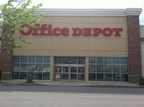 Office Depot Indianapolis Office Depot Office Equipment 100 S Creasy Ln