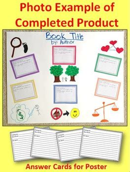 bloom book report book report project bloom s taxonomy poster project by