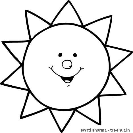 printable coloring pages sun sun coloring page 1 treehut in