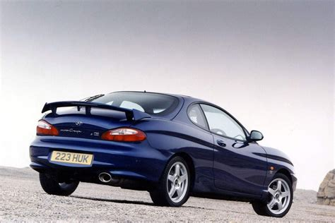 1996 hyundai coupe rd pictures information and specs