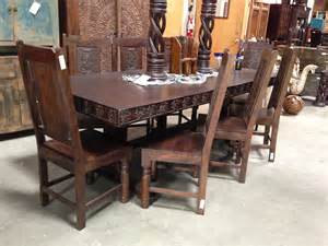 Rosewood Dining Room Set Gallery For Gt Rustic Medieval Table