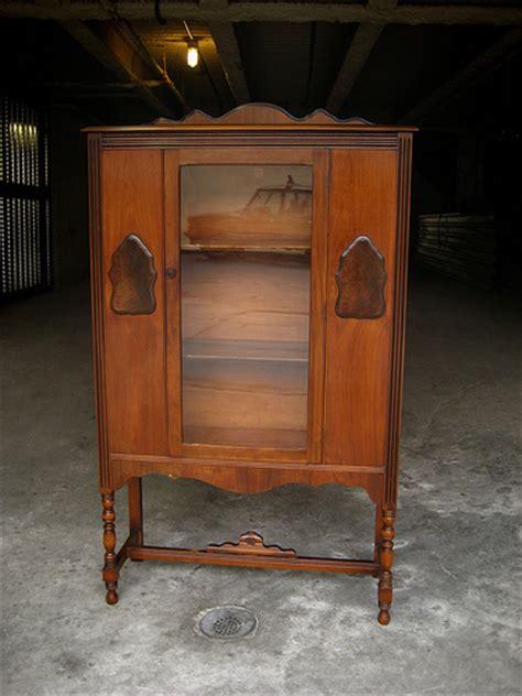Me old china er cabinet