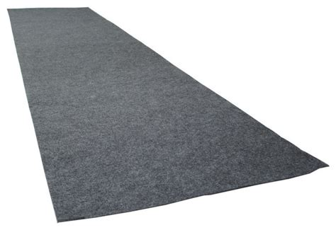Garage Floor Runner Mat by Garage Floor Runner Charcoal Gray Traditional And