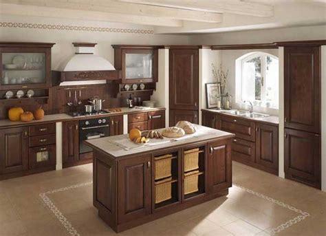 mobili cucine mobili per cucina con mobile in legno marrone con cucina isola