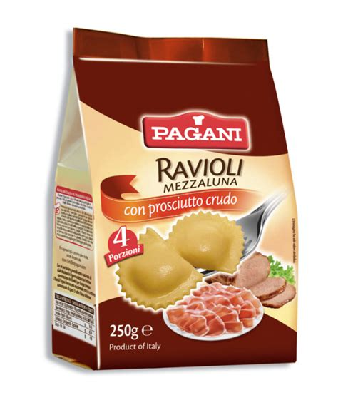 pasta ready meals from pagani the food resource the