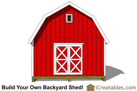 12x16 gambrel storage shed plans 16x16 gambrel shed plans 16x16 barn shed plans