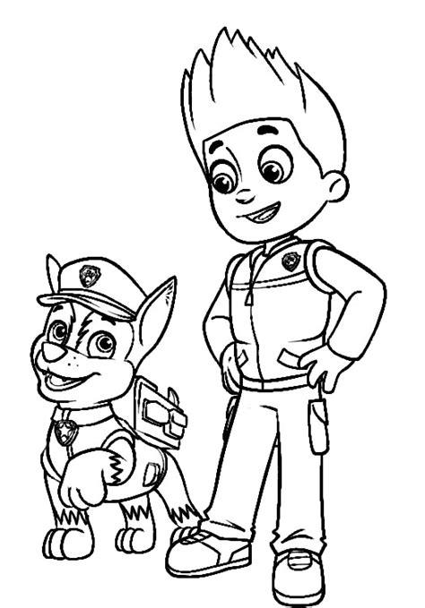 desenhos para colorir imagens para colorir patrulha canina pagina oliveira fashionando patrulha canina para colorir