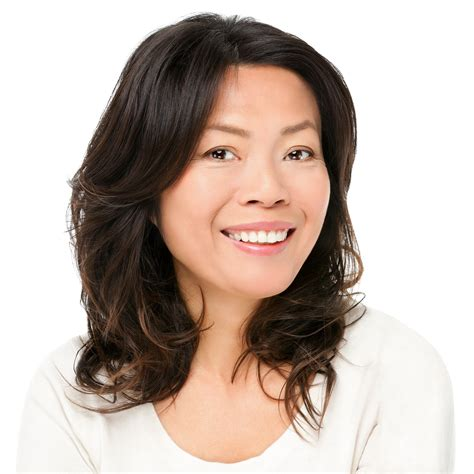 Middle Age Asian Hair | beautiful middle aged woman hairstylegalleries com