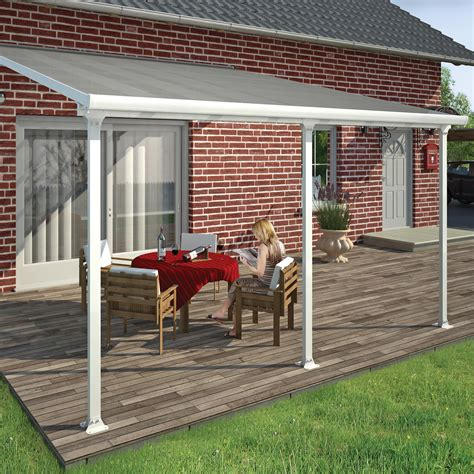 Lowes Patio Covers by Palram Canada 702659 Feria Patio Cover Lowe S Canada