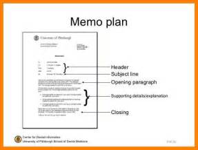 How To Write A Memo Template by 4 How To Write A Memo Coaching Resume