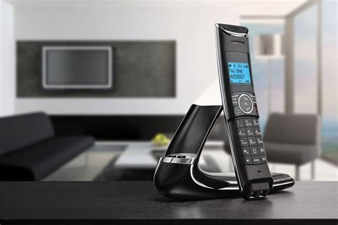 idect boomerang dect phone cordless modern home telephone