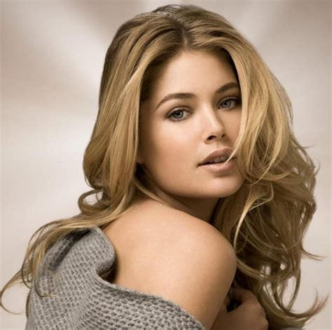 hollywood actress model doutzen kroes profile biography pictures news