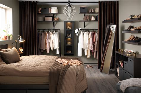 10 clothing storage solutions perfect for every space ikea organization hacks new closet and kitchen ideas