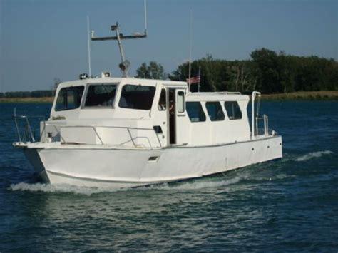 1969 steel clipper work boat boats yachts for sale - Steel Clipper Boat