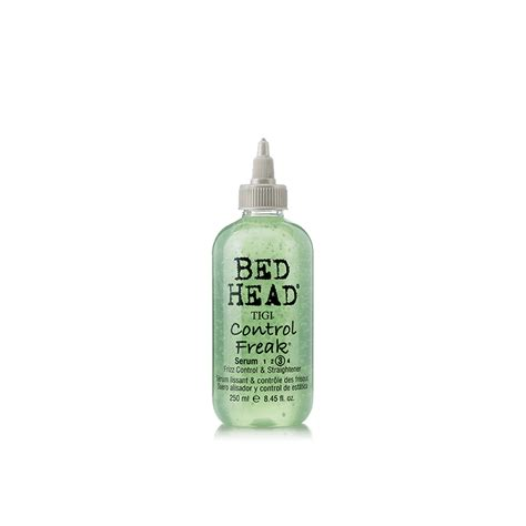 bed head control freak bed head control freak s rum 250ml l entrep 244 t de la coiffure