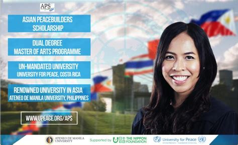Mba Political Science Dual Degree by Dual Degree Programme With Upeace Ateneo De Manila