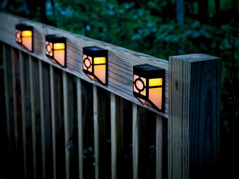 Plow And Hearth Patio Lights 8 Budget Friendly Diys For Your Deck Or Patio Hgtv S