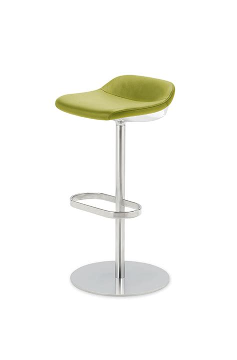 Knoll Bar Stools by Turtle Walter Knoll