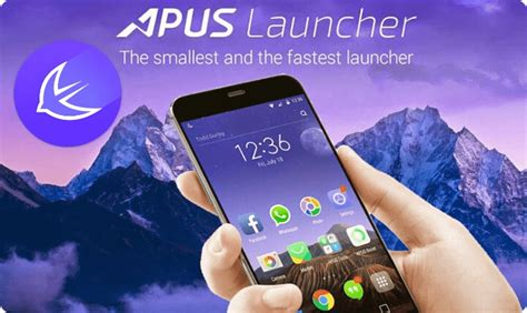 apus launcher full version apk 22 best launchers for android 2018 fastest android crush