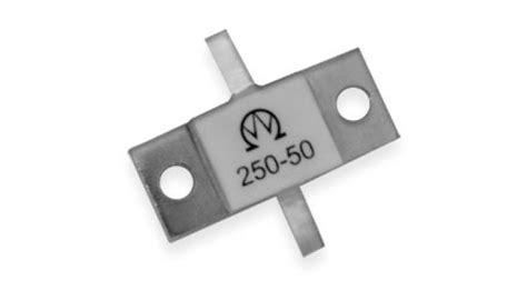 rf resistor 100 ohm resistor 50 ohm rf 250w components qrpver