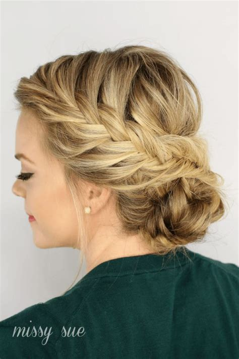 hair styles for wiry hair 20 best ideas about bridesmaid updo hairstyles on