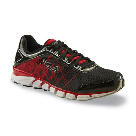 fila shoes fila s turbo fuel energized running shoe black