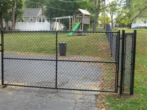 black chain link fence home depot design interior home decor