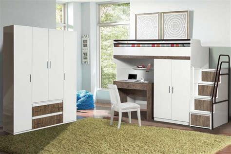 Bunk Bed Wardrobe Are Bunk Beds The Ultimate Solution For Small Rooms
