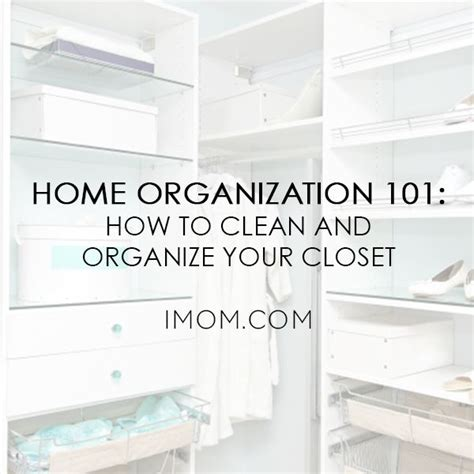 how to clean and organize your closet 1000 images about organize organizing organized on pinterest storage ideas peter walsh and