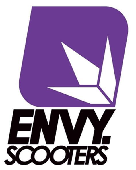 Envy Scooter Stickers