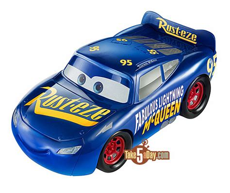 Mattel Disney Pixar Cars 3 Revvin Jackson mattel disney pixar cars 3 transforming fabulous