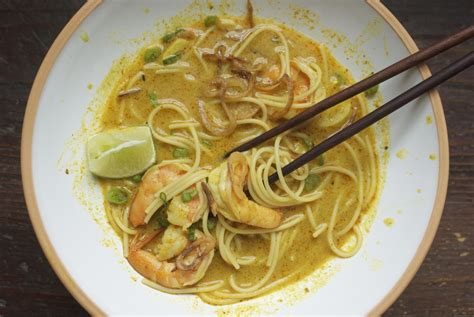My Favorite Curry Noodles by Thai Curry Noodles With Shrimp Recipe On Food52