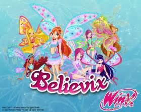 winxclub4ever winx club group awesomely cute wallpaper