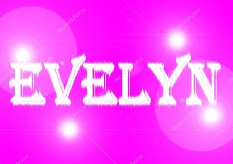 imagenes de i love you evelyn nombre evelyn foto de stock 17140277 depositphotos