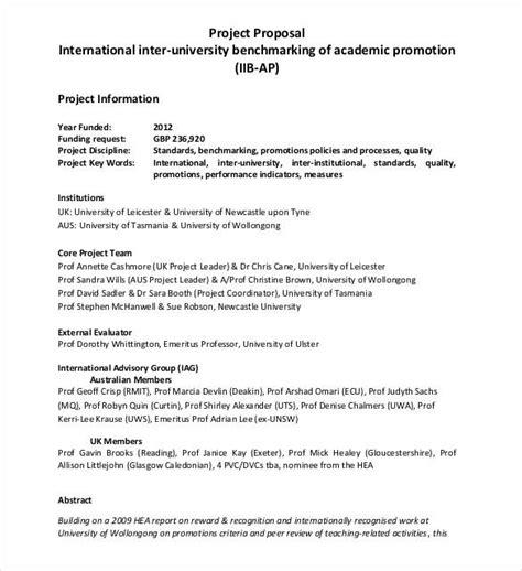 Academic Report Template Uk