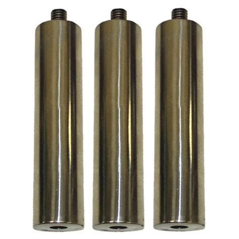 6 Quot Leg Extensions Set Of 3 Protect Commercial Sink Drains