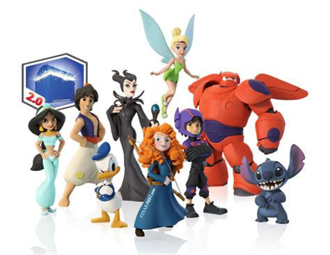disney infinity new charactersing out our with disney infinity 2 0 executive producer