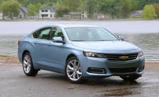 Chevrolet Imphala Car And Driver