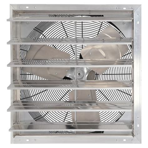 36 exhaust fan shutter hurricane pro shutter exhaust fan 36 in 736497