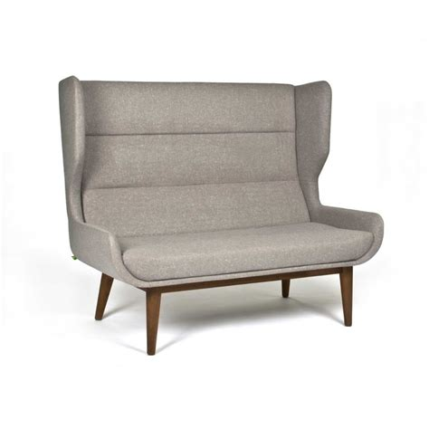 high backed sofas naughtone hush high back sofa