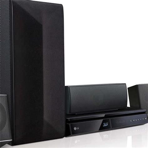 Home Theater Lg Bluetooth home theater lg lhb625m 5 1 canais player 3d