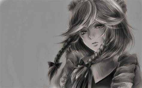 wallpaper upset girl sad girl anime photo for timeline charming collection of
